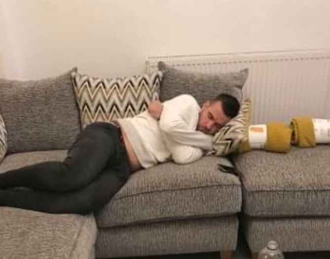 This Dude Crashed at His Parents' House After a Night of Drinking, Forgot They Moved Years Ago