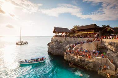 Ricks Cafe, Negril, Jamaica