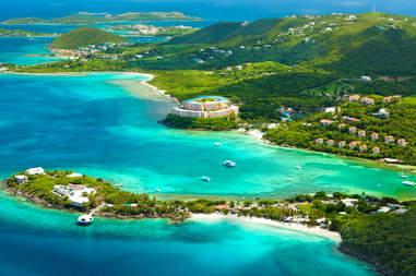 Coki Point, St. Thomas, US Virgin Islands