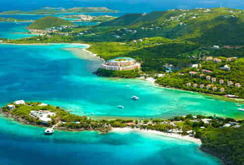 Coki Point, St. Thomas, US Virgin Islands