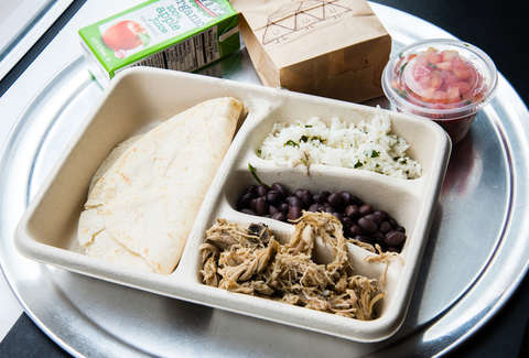 Chipotle kids' meal