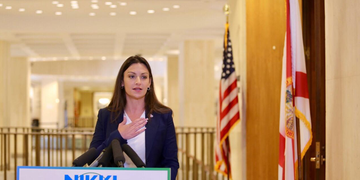 Agriculture Commissioner Candidate Nikki Fried: I Was