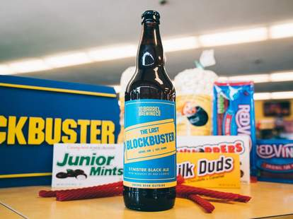 10 Barrel Blockbuster beer