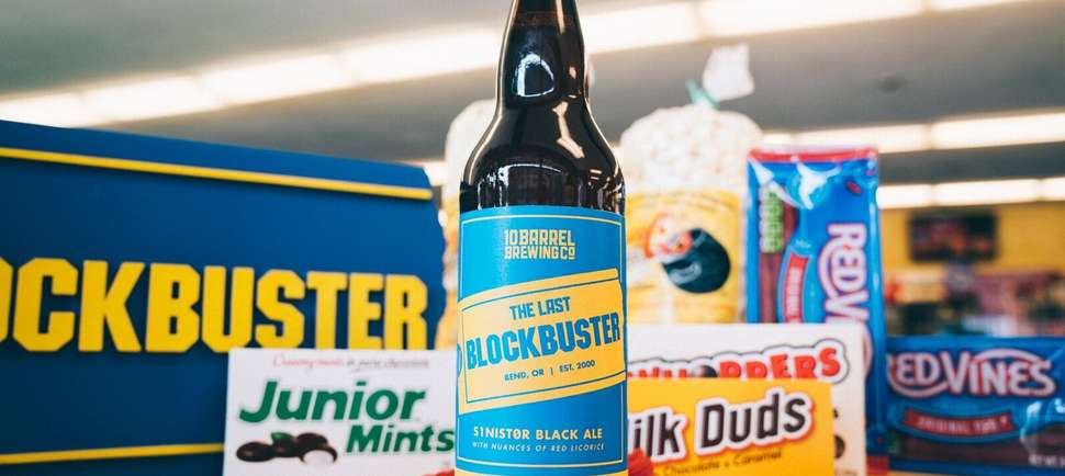 The Last Blockbuster Video Is Getting Its Own Craft Beer