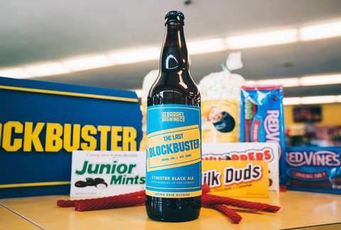 10 Barrel Blockbuster beer