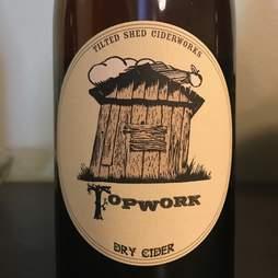 Topwork dry cider