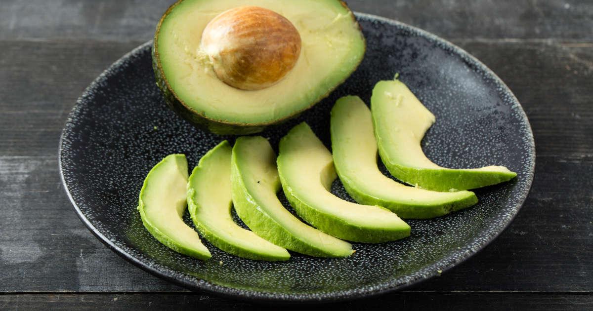 Avocado Food For Anti Aging