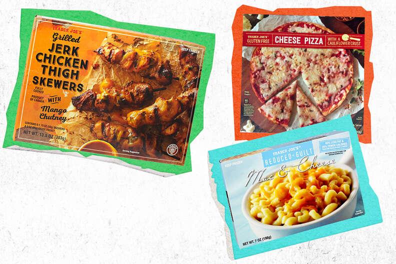 Trader Joe's frozen food