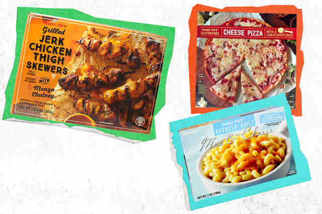 Trader Joe's frozen food