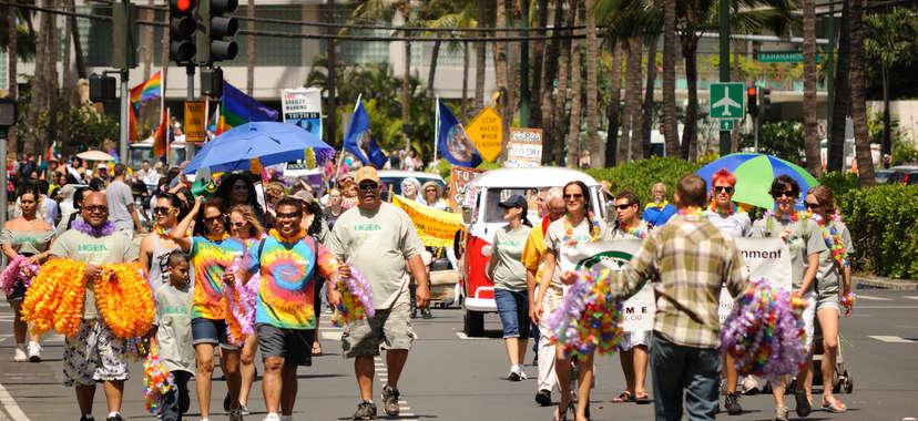 Honolulu people