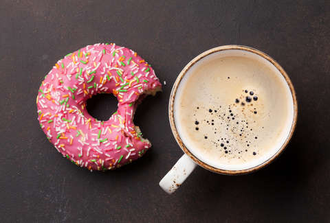 dunkin donuts national coffee day