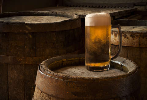 612618c338b Budweiserand Ballast Point Launch Whiskey Barrel Aged Beers - Thrillist