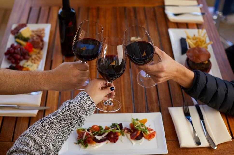 Justin Vineyards Winery