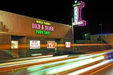 Gold & Silver Pawn Shop, Las Vegas