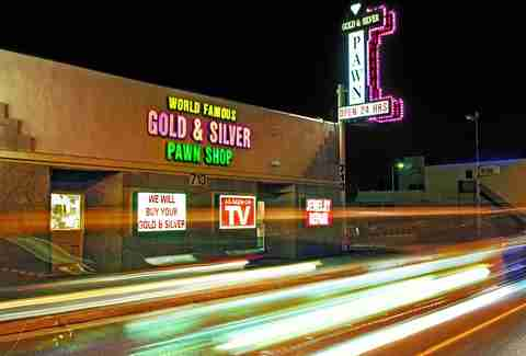 Gold & Silver Pawn Shop, Las Vegas