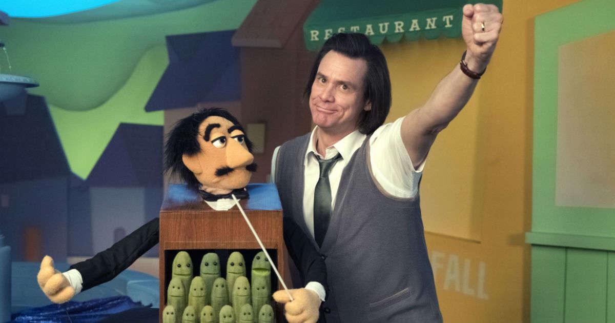 In 'Kidding,' Michel Gondry Taps into the Dark Side of Jim Carrey's Mr. Rogers-Like TV Host