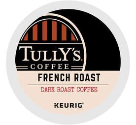 Tully's French Roast Extra Bold