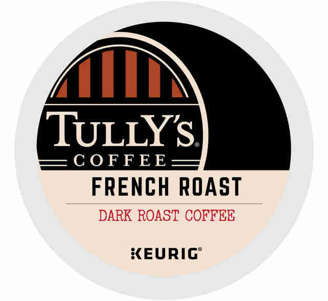 Tully's French Roast Extra Bold