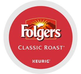Folgers classic roast keurig cup