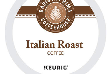 Barista Prima Coffeehouse Italian Roast coffee house coffees keurig