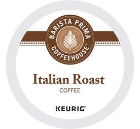 Barista Prima Coffeehouse Italian Roast