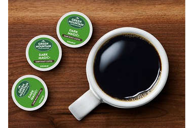 Keurig Cup Green Mountain Dark Magic coffee roast roasted coffees kcup