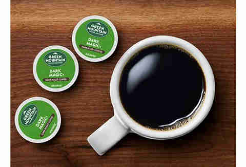 Keurig Cup Green Mountain Dark Magic