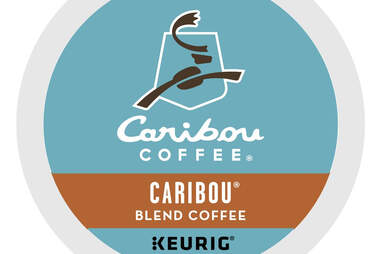 Keurig cup Caribou blend coffee kcup roast