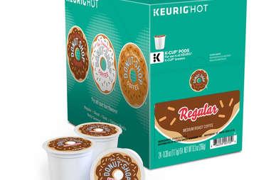 The Original Donut Shop Coffee Keurig K Cups kcups ranking