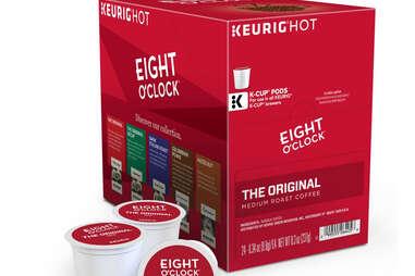 Eight O'Clock The Original k cups kcups keurig ranking cup coffee