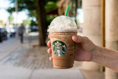 starbucks happy hour frappuccino