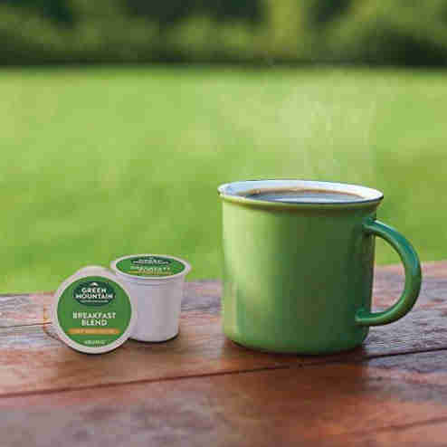 Green Mountain Coffee Breakfast Blend k cup