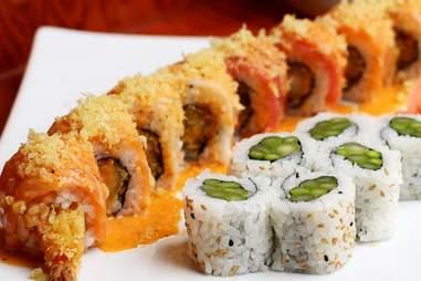 Ogawa Japanese Restaurant sushi