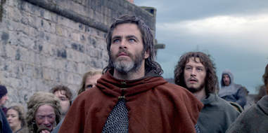 chris pine outlaw king netflix
