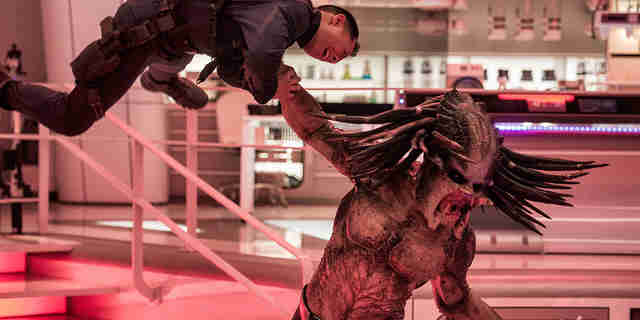 the predator movie