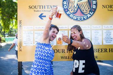 Courtesy of Oregon Brewers Festival