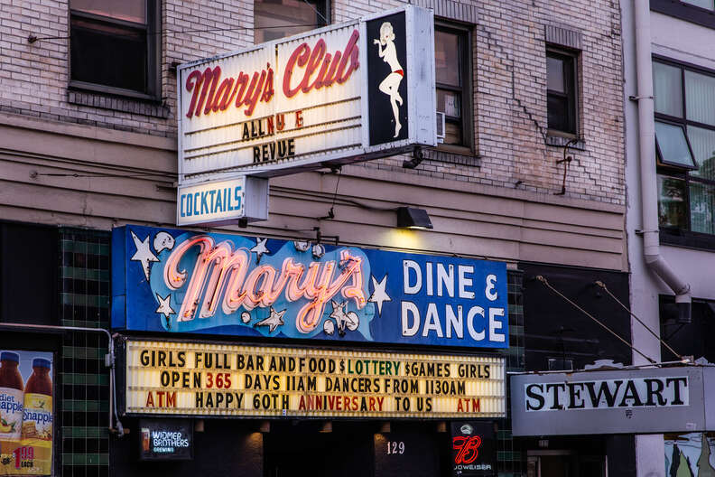 Mary's Club