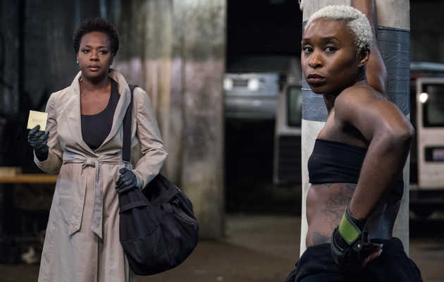 'Widows' Is the Star-Studded Crime Drama You'll Be Hearing About All Winter