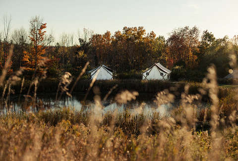 The Best Fall Camping Outside Nyc And How To Get There