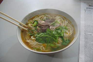 La Mian noodles