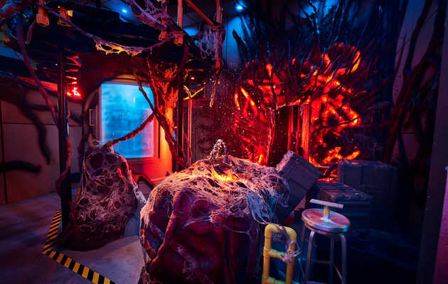 Everything You Need to Know About the Creepy 'Stranger Things' Haunted House