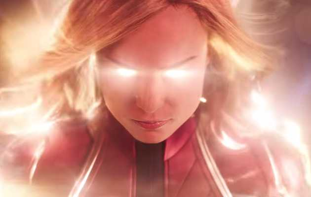 Brie Larson Gets Used to Earth in the First 'Captain Marvel' Trailer