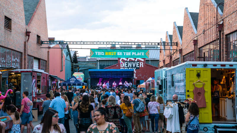 Denver Fall Flea