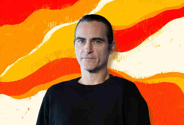 Joaquin Phoenix on 'The Sisters Brothers' and Why He Hates Behind-the-Scenes Videos