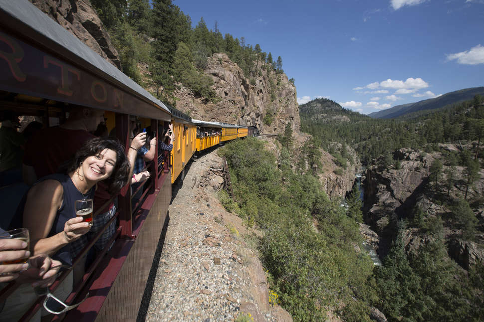 Durango Brew Train Explore The Colorado Mountains With