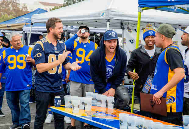 The Tailgating Games You Should Actually Be Playing