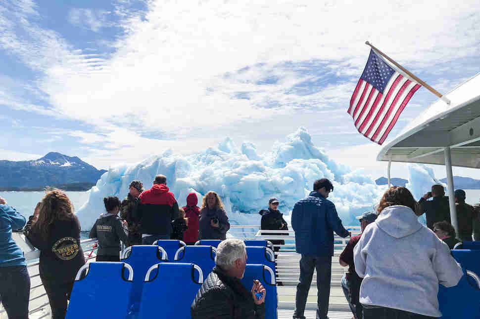 Stan Stephens Glacier and Wildlife Cruises