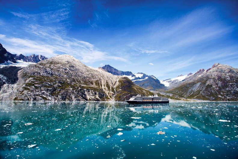 Holland America Line Alaska voyage