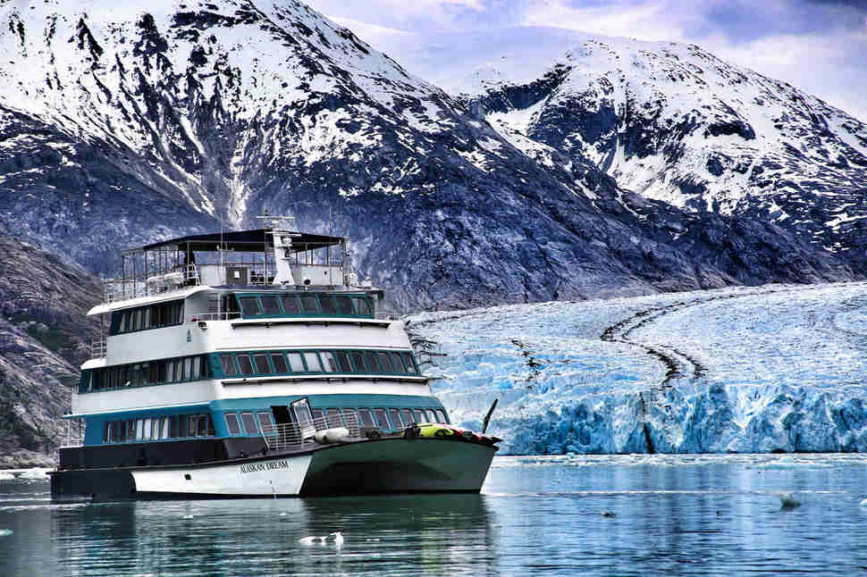 Alaskan Dream Cruises in Tracy Arm