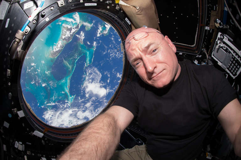 NASA, Scott Kelly space science and science project of science